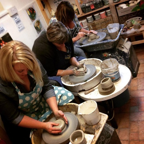 5 Week Pottery Course