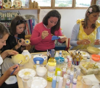 Pottery groups