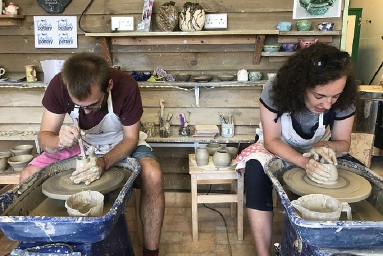 Pottery Breaks in North Devon