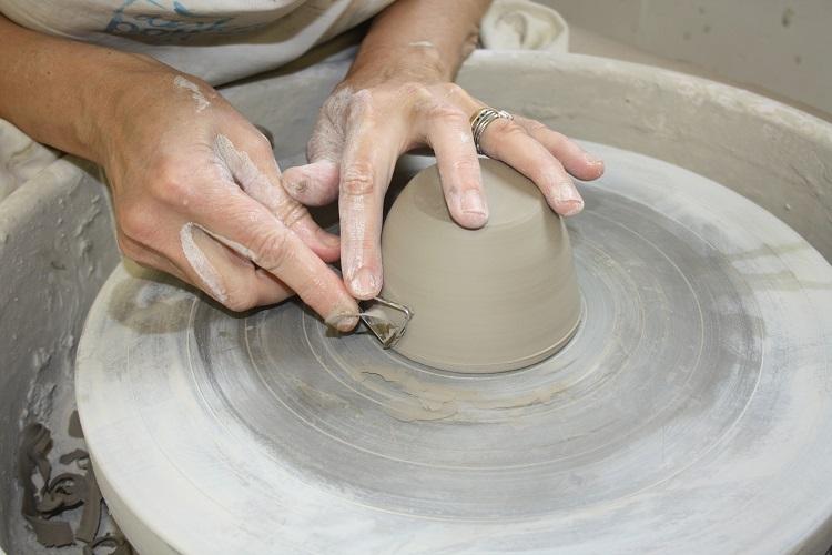 Pottery Holiday in Devon